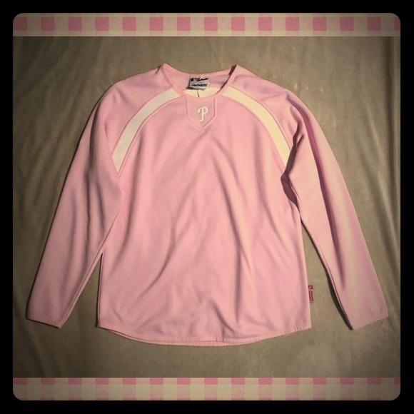 d15dd32f Women's Pink Philadelphia Phillies Shirt